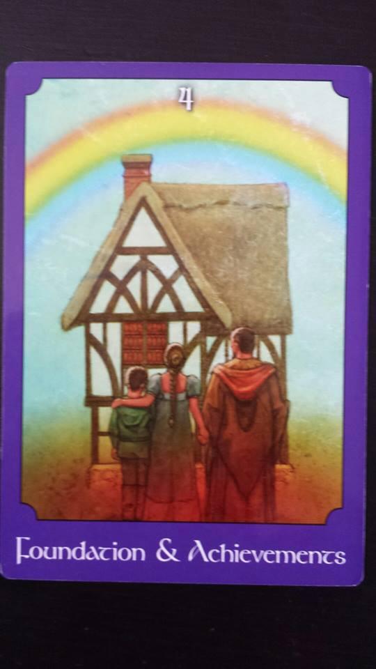 Angel Card, Foundation & Achievements