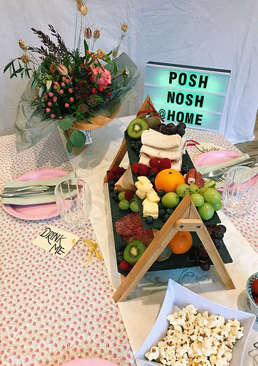 Children's grazing party package