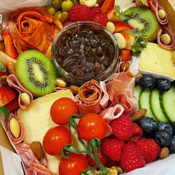 Savoury Grazing