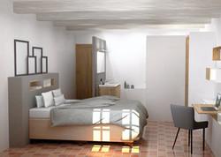 Projet chambre 3D