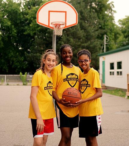 Driveway Training - Basketball