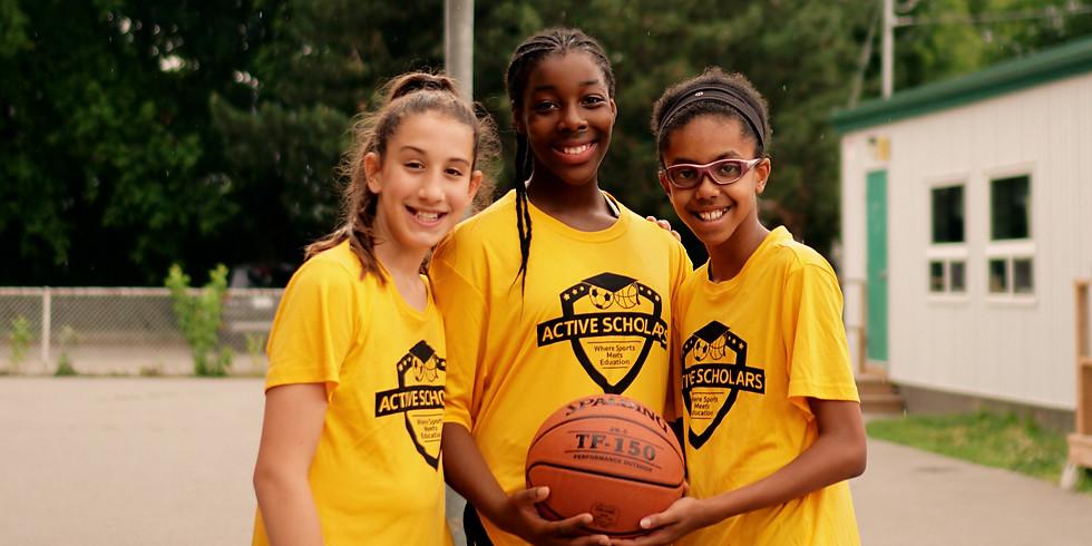 Where Sports Meets Education - Raptors 905 x Active Scholars