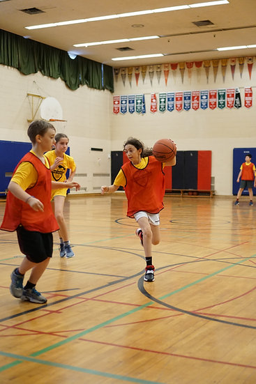 Guelph - Week 2 - Jul. 27th - 31st 2020 (Basketball & Robotics)