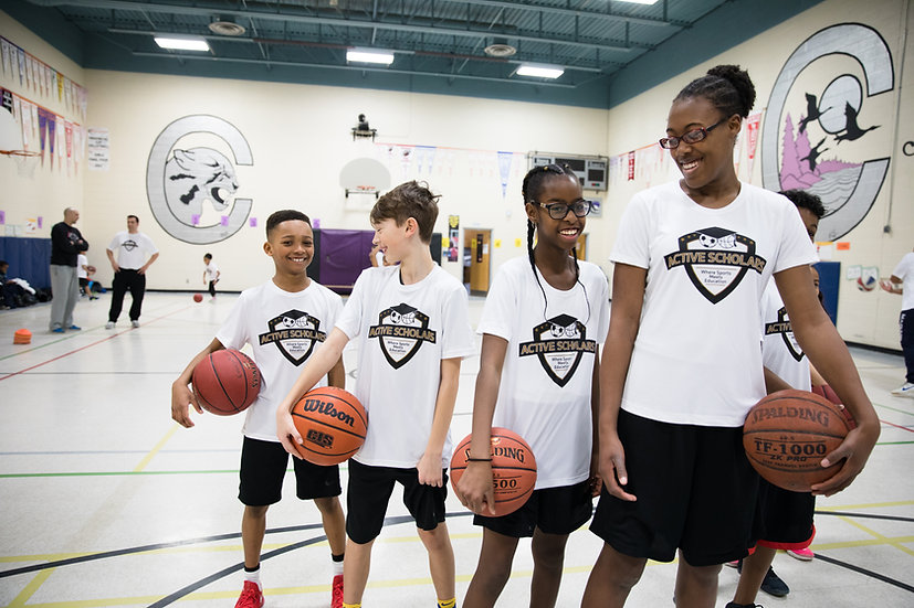 Ajax - PA Day Camp - June 5, 2020, 9am-4pm (STEM + Basketball), 7-13 yrs