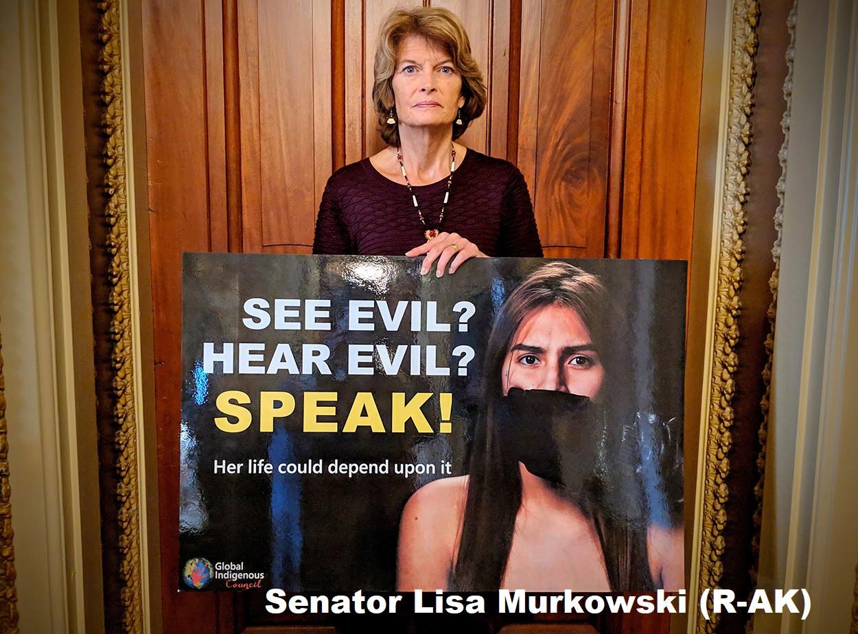 Senator Murkowski (R-AK)