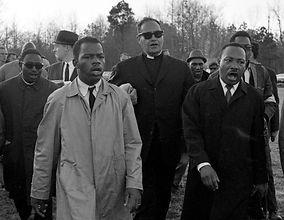 John Lewis and Dr King