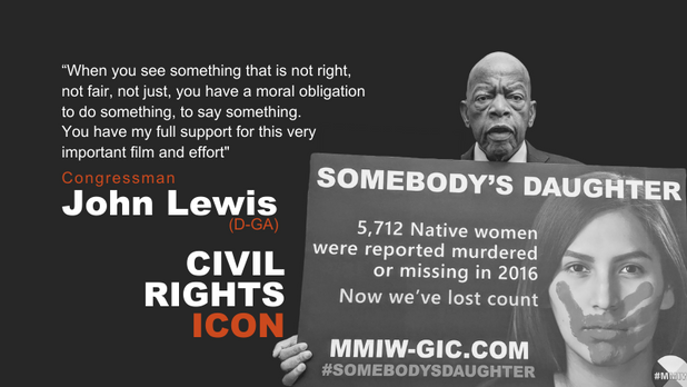 John Lewis - Civil Rights Icon