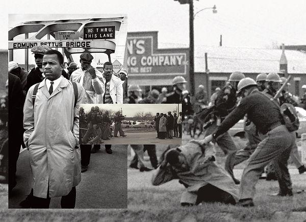 John Lewis, Selma