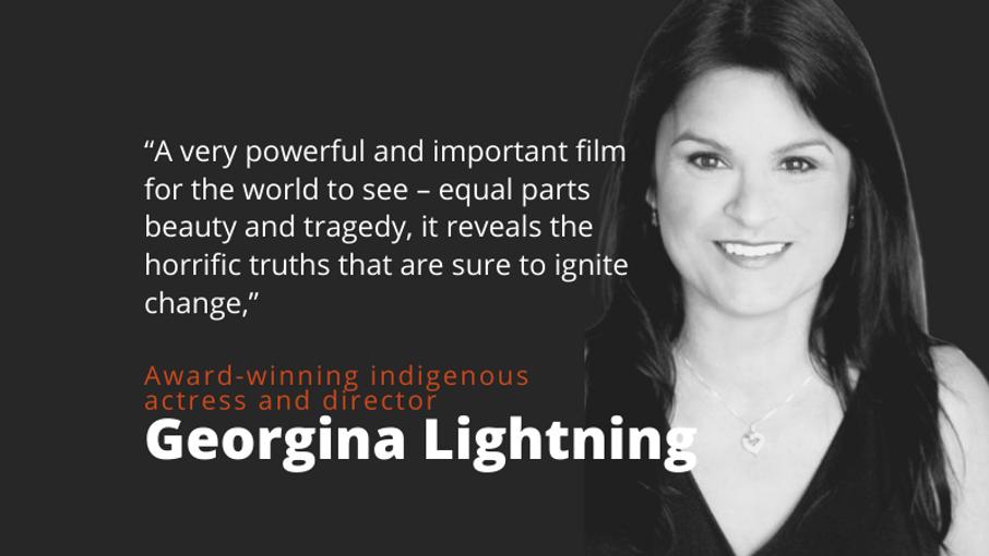 Georgina Lightning