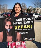 Congresswoman-elect Deb Haaland (MMIWG B