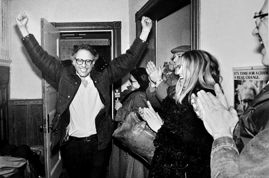 Bernie Sanders - The senator's revolutio