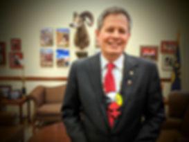 Senator Steve Daines (R-MT)