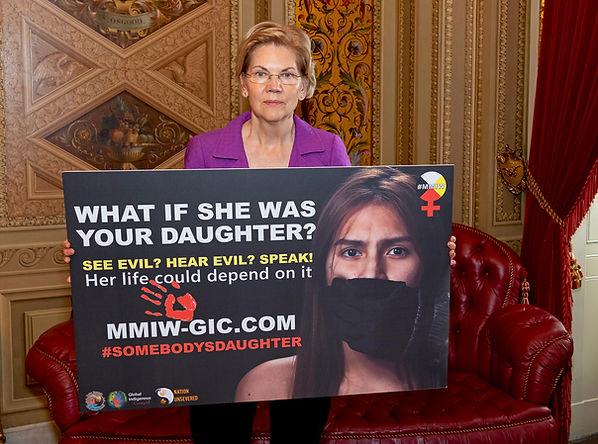 Senator Elizabeth Warren, 2020 Democrati