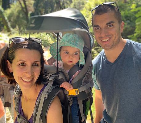 Johanna and family