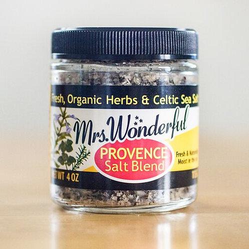 Mrs. Wonderful PROVENCE Salt Blend