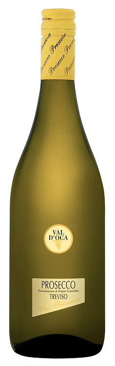 Prosecco DOC Treviso (0,75L; semi-sparkling Vino Frizzante)