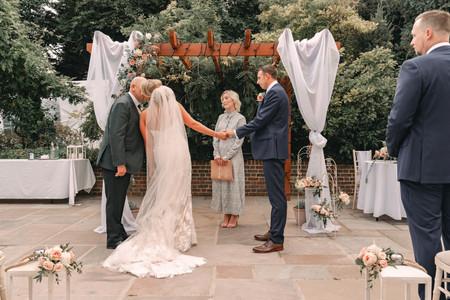 Kent Celebrant Wedding