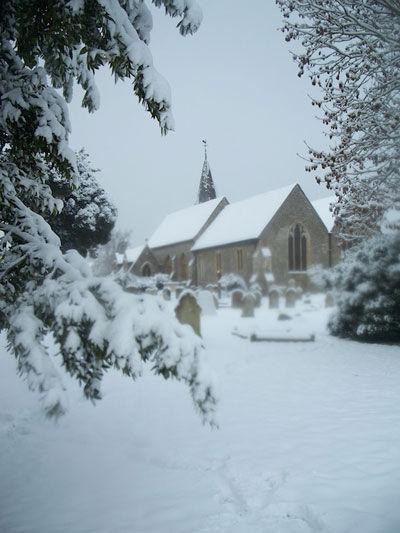 St Peter's Church Titchfield