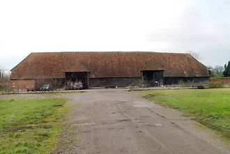 The Great barn Titchfield