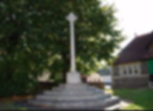 The War Memorial Titchfield