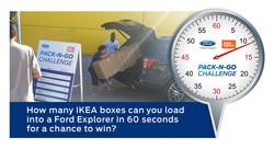 IKEA PackNGo Challenge