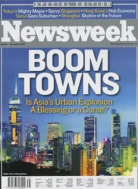 The City That Could  Source: Newsweek International - October-December 2003