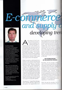 Mecalux News E-Commerce and Supply Chain Management - Developing Trends in Asia (English, Spanish, French)