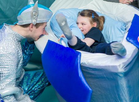 UPCOMING EVENT: Spotlight on Inclusive Theatre at Belfast Children's Festival