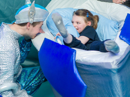 UPCOMING EVENT: Spotlight on Inclusive Theatre at Belfast Children's Festival
