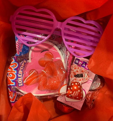$75 Donation - Valentine Box for a Widow