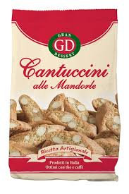 Cantucci Almond 250gr