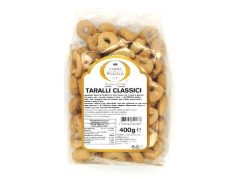 Taralli Classic 400gr