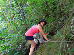 Hike to Large Waterfall