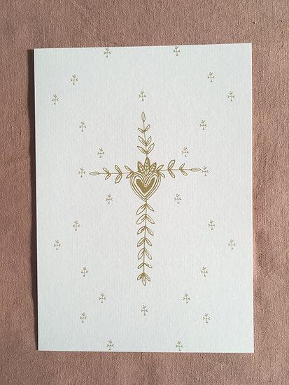 AFFICHE - croix