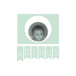 faire-parts arthus recto 2 photo