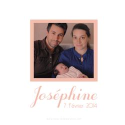 Joséphine verso carré 1