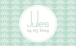 Jules recto rectangulaire 1