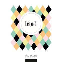 Léopold recto carré 1