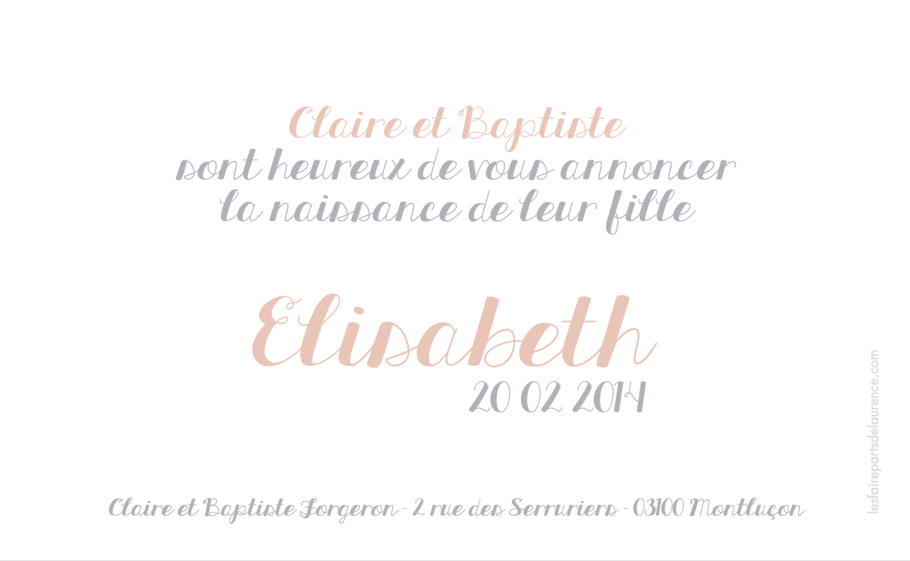 Elisabeth verso rectangulaire 1
