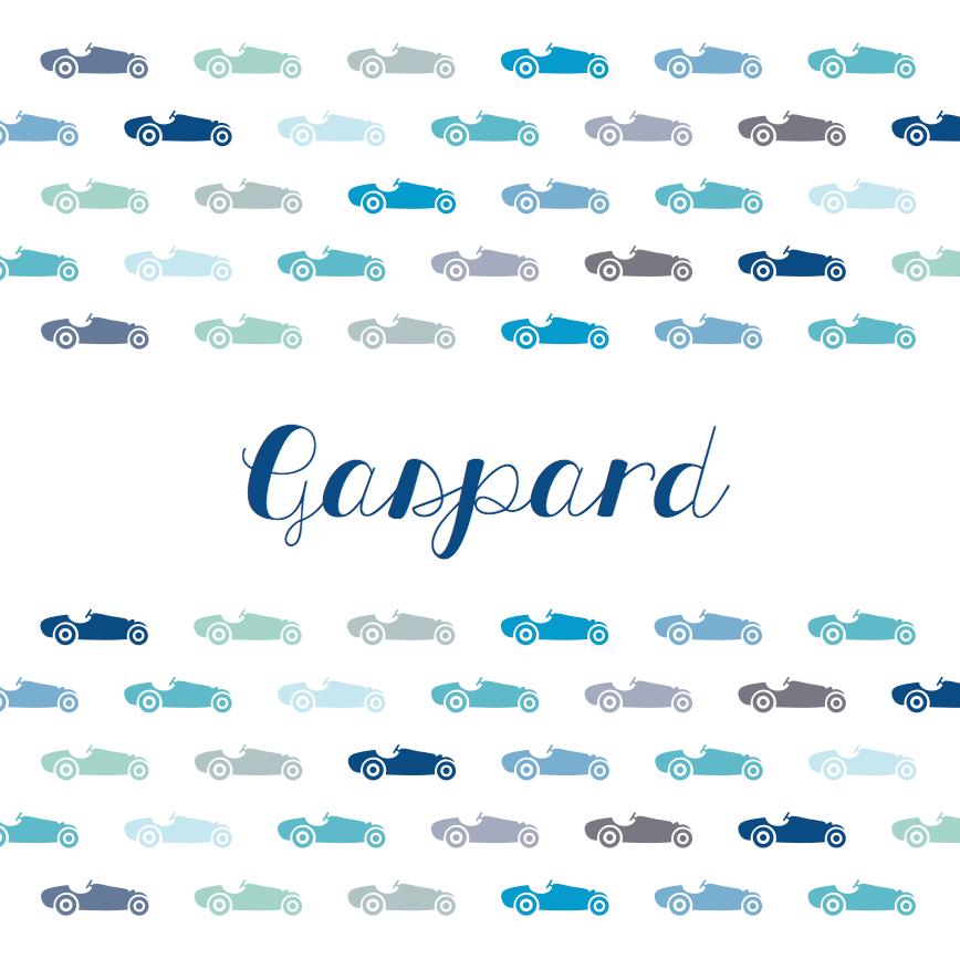 Gaspard recto carré 1