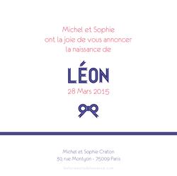 Léon verso carré 1