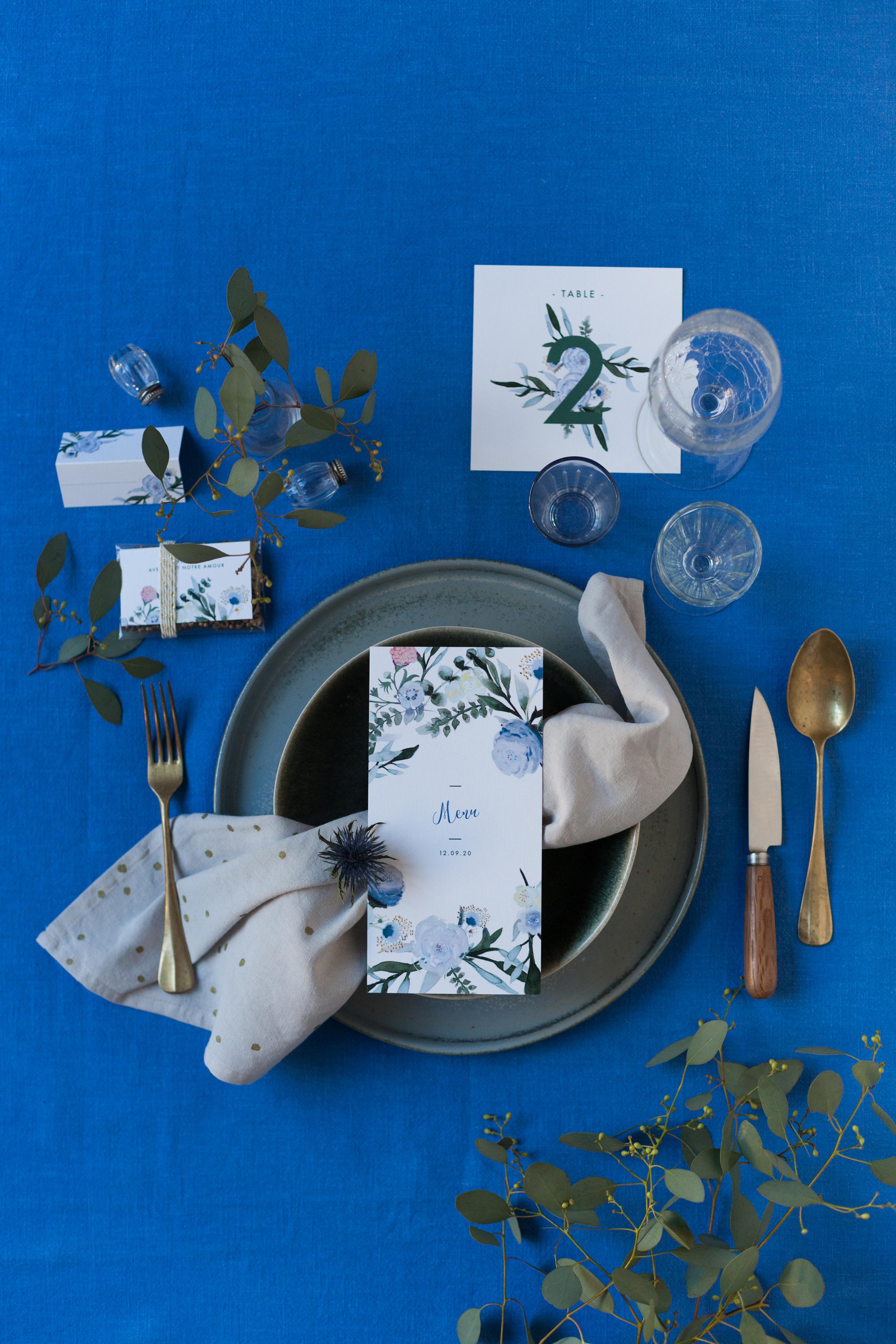 Aude et Adrien - Table