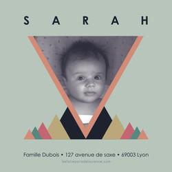 Sarah verso carré 3