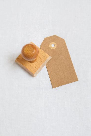 TAMPONS  4cm à personnaliser