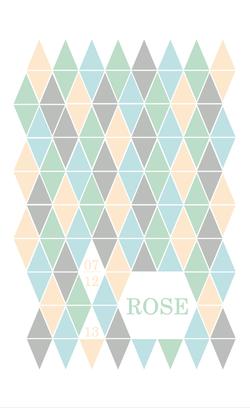 Rose recto rectangualire 1