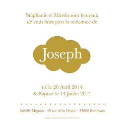 Joseph verso carré 1