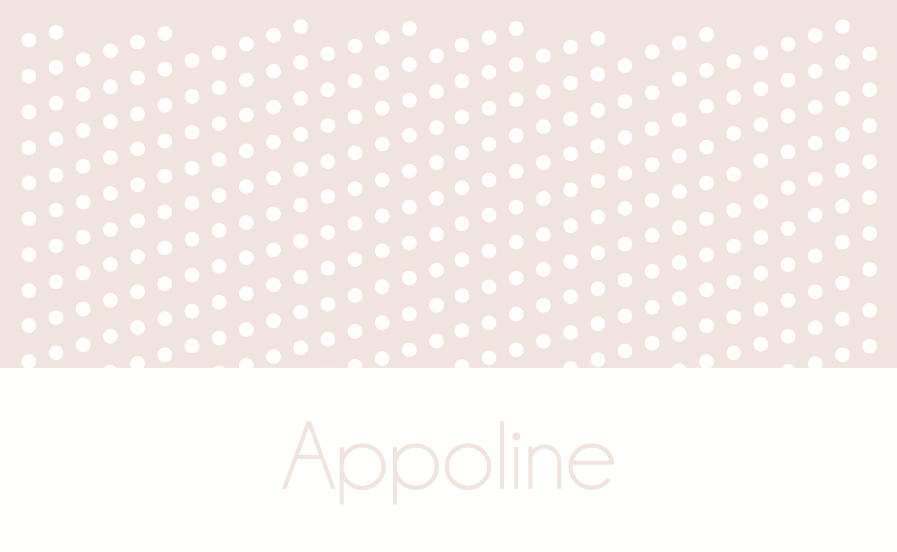 Appoline rectangulaire recto 1 rose.png
