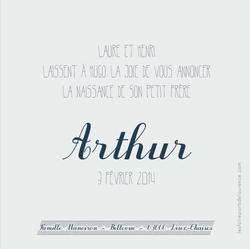 arthur verso carré