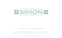 Simon verso rectangulaire 1