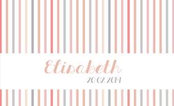 Elisabeth recto rectangulaire 1